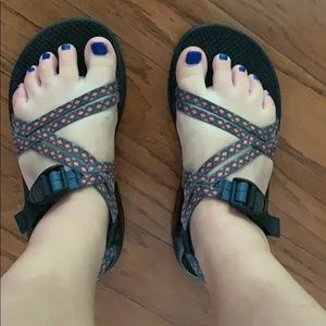 Wide Chacos